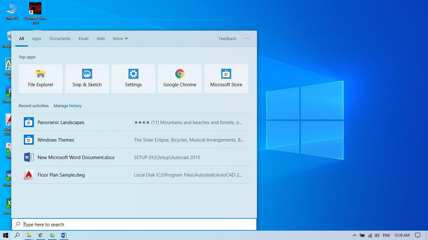 Download Windows 10 May 2019 (build 1903) - ISO chuẩn từ Microsoft